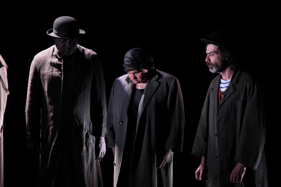 © Théâtre Nanterre Amandiers.
