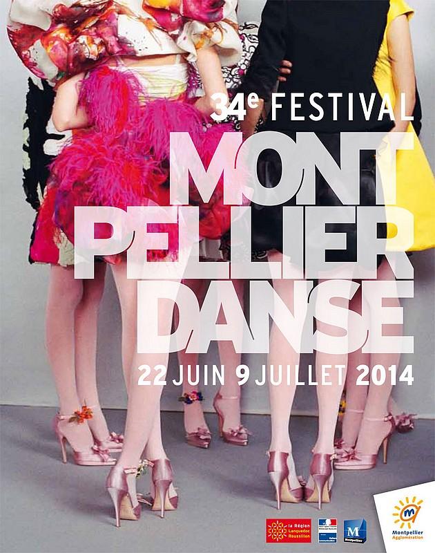 Montpellier Danse en grève