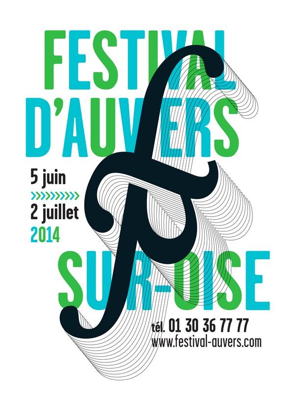On prend le vert au Festival d'Auvers-sur-Oise