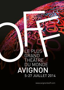 Avignon Off : Grande marche silencieuse du 4 juillet 2014