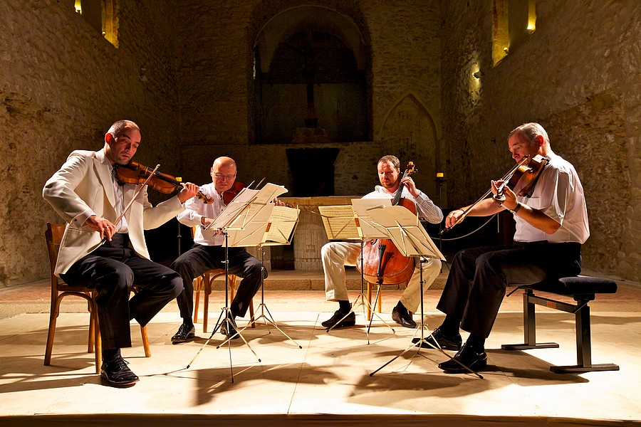 Talich Quartet © Josep Molina.