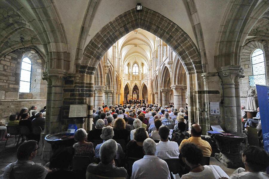 Basilique © François Zuidberg.