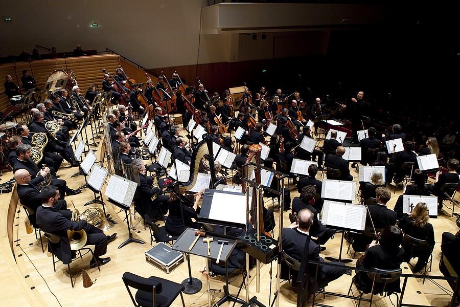 Orchestre de Paris © Gérard Uferas.