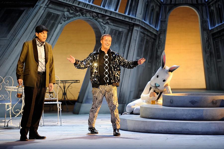 François Rougier et Marc Scoffoni © Alain Julien.