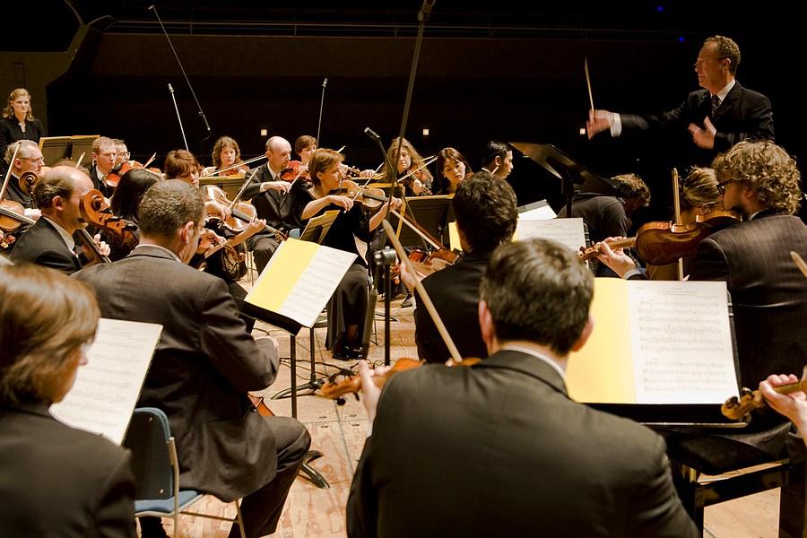 La Chambre Philharmonique © Fabrice Dall'Anese.