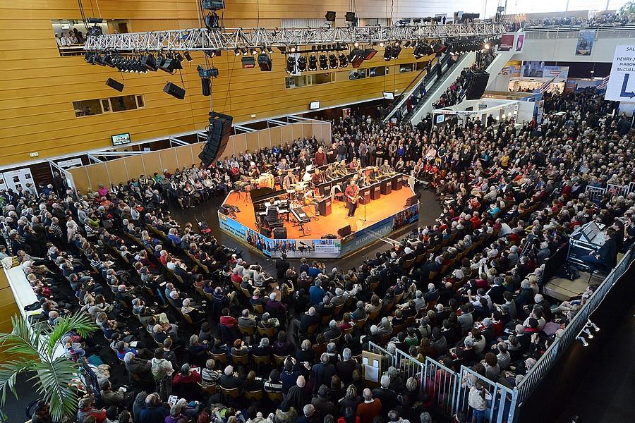Grande Halle, Nantes © DR.