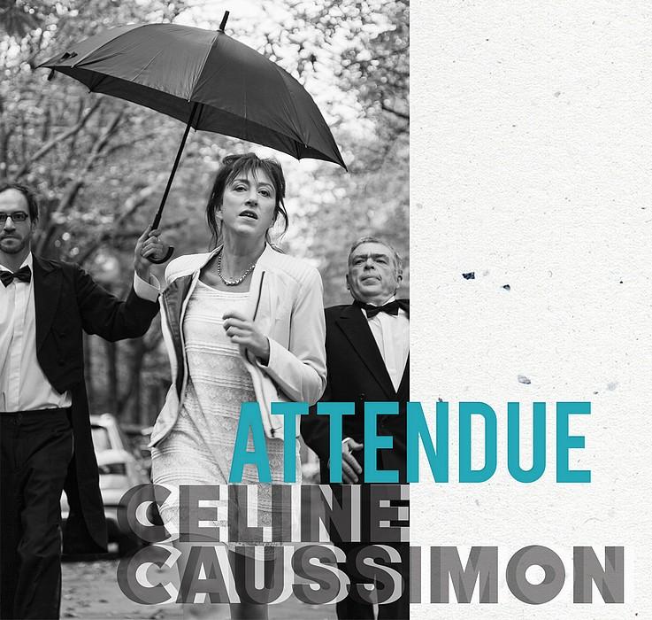 """""""Attendue"""" de Céline Caussimon... Une plume rebelle, entre tendresse et colère, poésie et réalisme"""