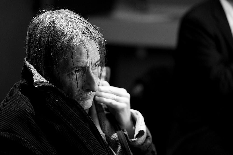Marc-Henri Lamande © Camille Goudard.