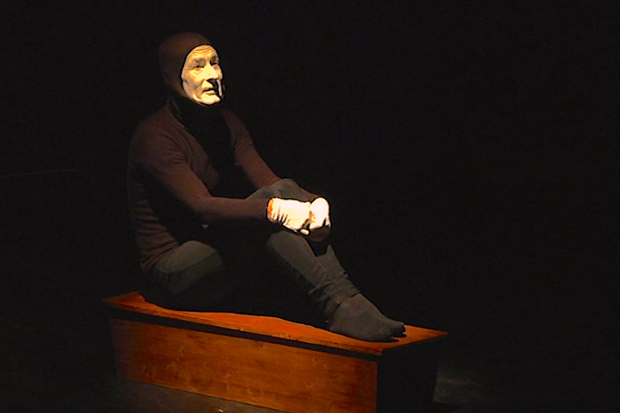 """Marc-Henri Lamande dans """"La Chair de l'homme"""" © DR."""