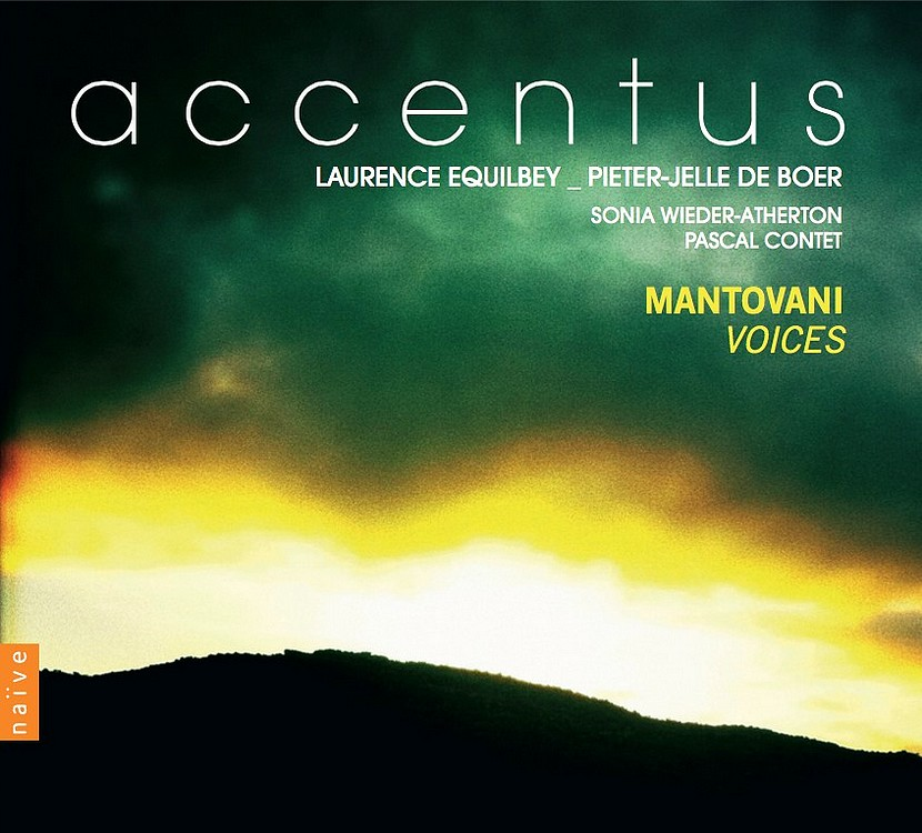 """Mantovani Voices""... splendeur vocale"