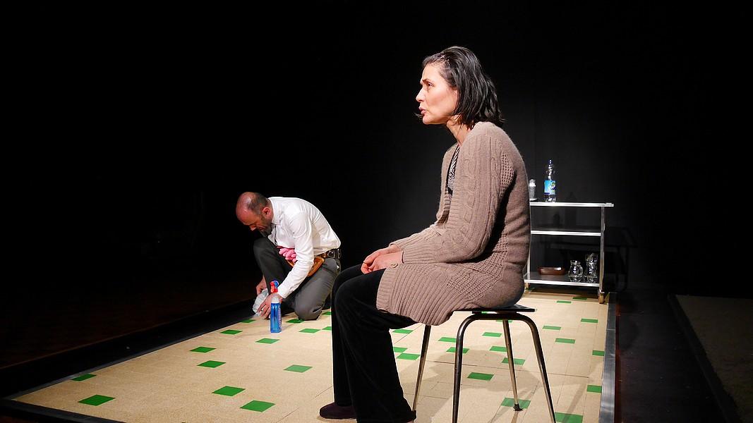 © Théâtre de l'Homme.