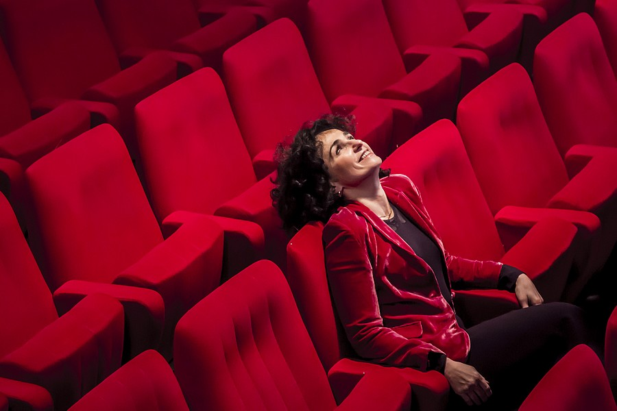 Elisabeth Bouchaud © Campo&Burckel.