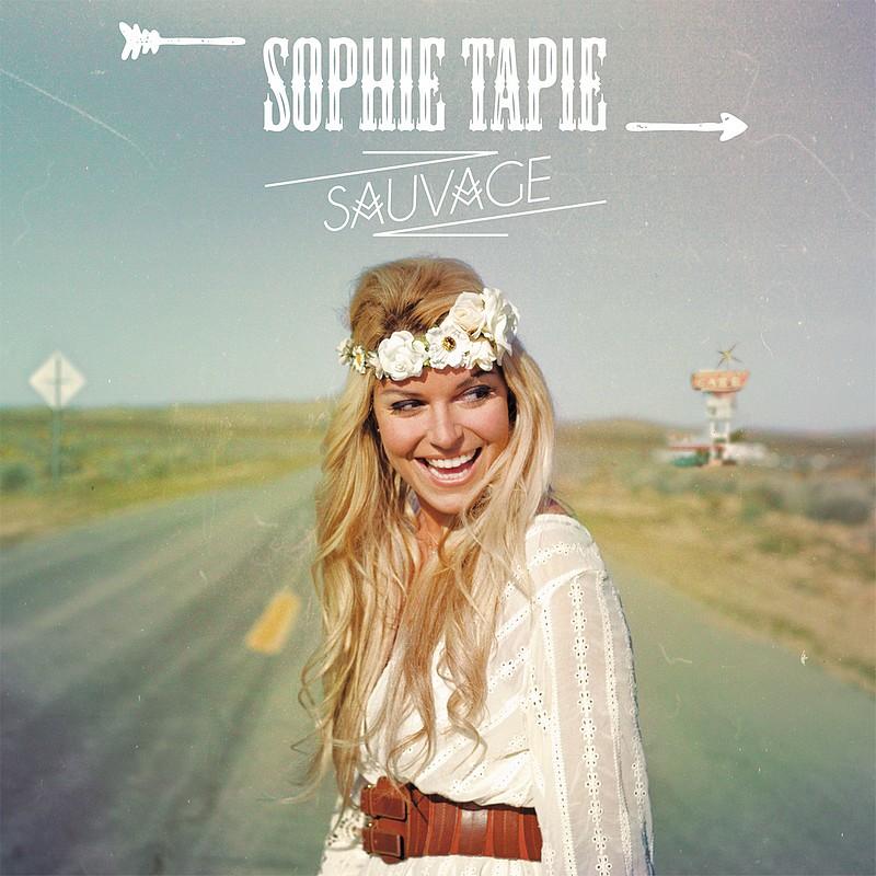 Sophie Tapie... Galop d'essai réussi sur le sentier de la country française !