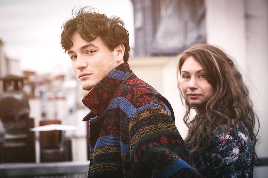 Thomas Enhco et Vassilena Serafimova © Maxime de Bollivier.