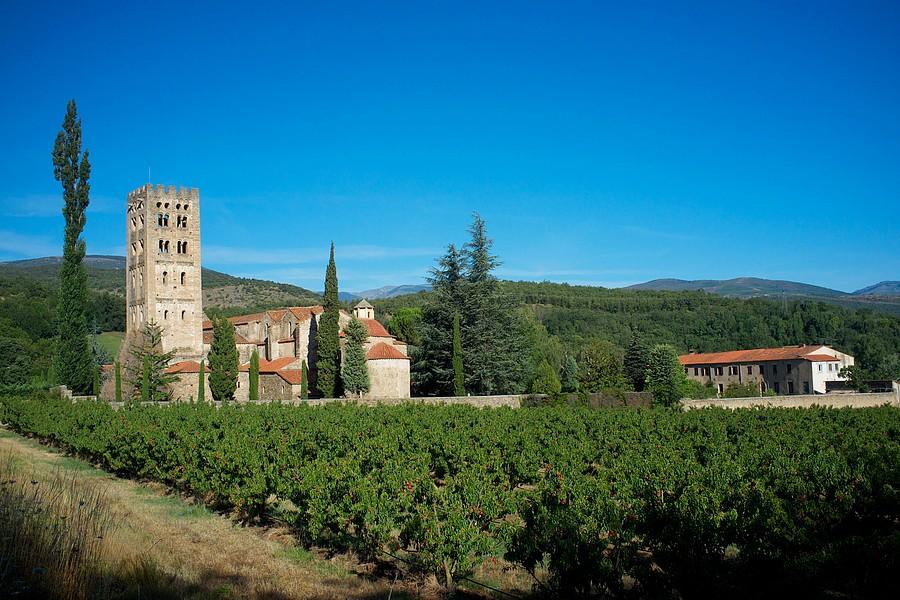Abbaye Saint-Michel de Cuxa © DR.