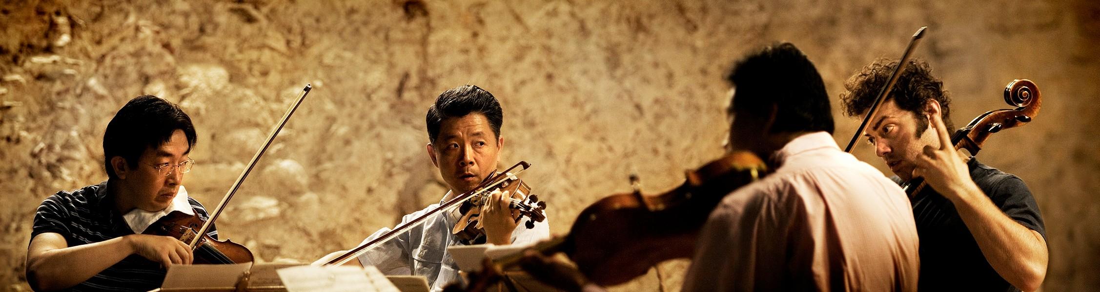 Shanghai Quartet © Josep Molina.