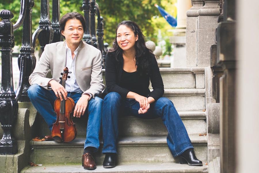 Shunske Sato et Shuann Chai © Mark Daams.