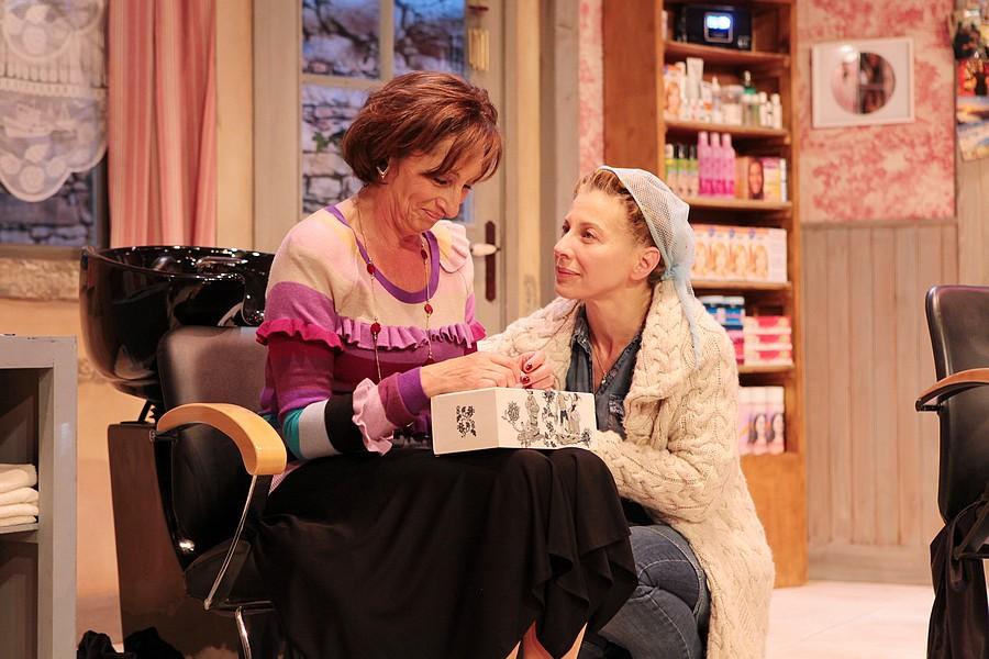 Marie-Hélène Lentini et Élisabeth Vitali © Franck Harscouët.