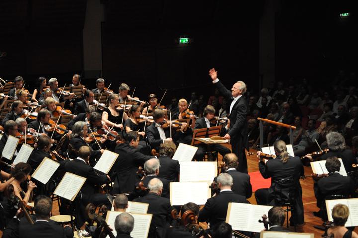 Orchestre Philharmonique de Saint-Pétersbourg © DR.