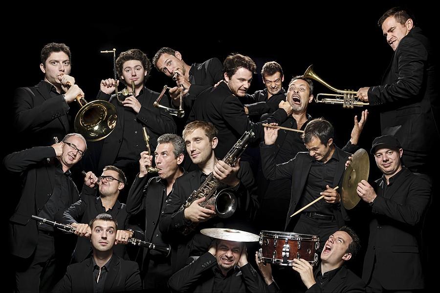 The Amazing Keystone Big Band © Bruno Belleudy.