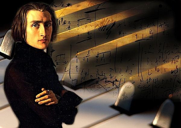 Liszt jeune © DR.