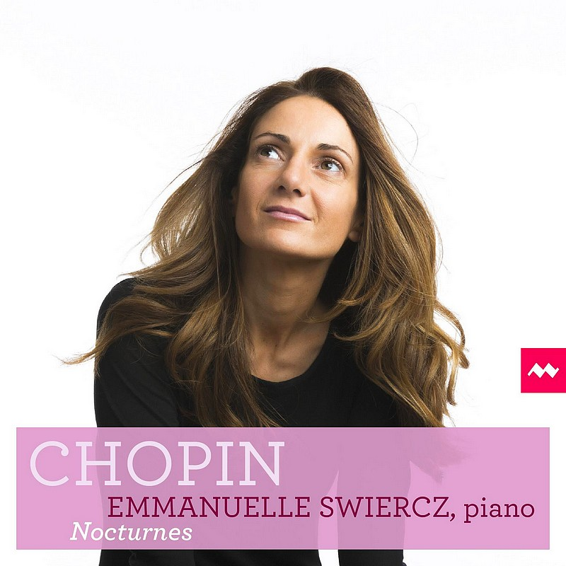 "Emmanuelle Swiercz, subtile Ondine en ""Nocturnes"""