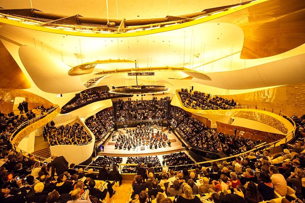 Philharmonie de Paris © Beaucardet.