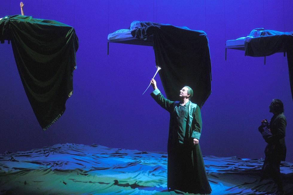 """""""Songe d'une nuit d'été"""" de Benjamin Britten © Pascal Victor/Artcomart."""