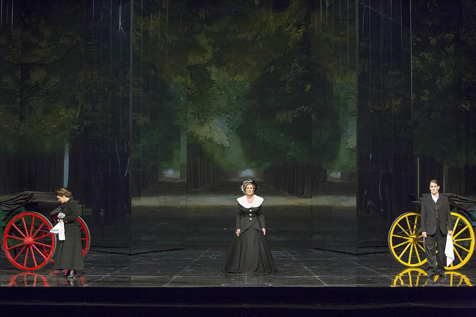 Répétition générale © Émilie Brouchon/Opéra national de Paris.
