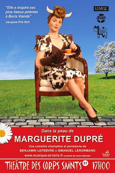 """● Avignon Off 2016 ● """"Dans la Peau de Marguerite Dupré"""""""