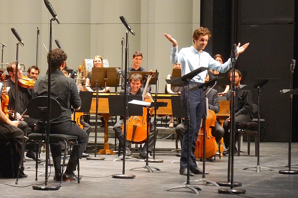 Ensemble Pygmalion et Raphaël Pichon © Pablo S Ruiz.