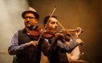 Concert exceptionnel et unique des Yeux Noirs pour l'Association Coline en Ré