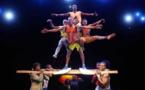 Afro Cirkus… Itinéraire d'enfants doués