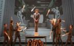 """""""Cirkopolis""""… acrobaties plus que théâtrales dans l'univers réinventé de Métropolis !"""
