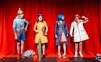 •Avignon Off 2018• Quatre clowns jetés dans le grand cirque de la politique mondiale
