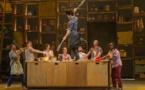 Cirque et arts culinaires... Quand les saltimbanques québécois passent à table