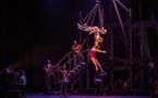 """Cirque Éloize… """"Saloon""""… Sacré cirque ce western!"""