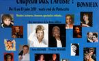 11/06 au 13/06/2011, Festival Chapeau Bas, l'Artiste, Bonnieux, Vaucluse
