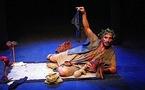 Le roi Lear... spectacle pour acteur seul... Quand le récit devient légende!