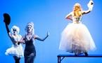 Yvonne, poupée mutique, devient danseuse... Coppélia de chiffon
