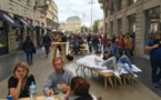"""FAB 2019 """"La Traversée de Bordeaux Métropole"""" Transhumance artistique en milieu ordinaire ou éloge des déplacements doux sur fond d'urbanités """"à dévoiler"""""""