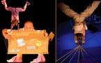 19/02 au 25/02/2012, Festival des Arts Burlesques, Nouveau Théâtre Beaulieu, Saint-Étienne, Loire