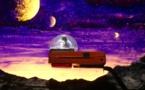 """""""Stellaire"""" Une symphonie visuelle et musicale d'où naît l'univers d'où éclot l'amour"""