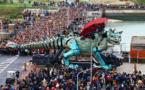 """""""Le Dragon de Calais"""" Le Projet : Une création spectaculaire pour redorer l'image de Calais"""