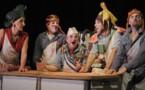 Avignon Off 2012 : Boucherie royale... Ou comment se payer une tranche de cervelas ubuesque en famille