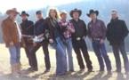Hillbilly Rockers : ils descendent de la montagne à cheval
