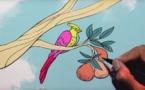 """""""Les Pangolins Volants"""", petite satire pour les enfants par L'Énelle Cie Lamine Diagne"""