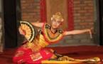 Danseurs et musiciens de Sebatu... L'art se mêle au mystique