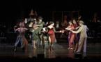 """""""Tango Pasión""""… un Tango à deux visages, traditionnel et acrobatique"""