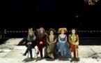 Le Misanthrope version Sivadier... une féérie où Arsinoé est reine de la nuit